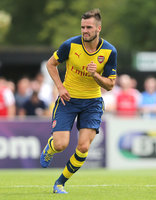Boreham Wood v Arsenal 190714