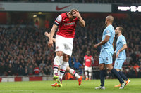 Arsenal v Manchester City 290314