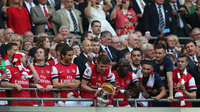 Arsenal v Hull City 170514