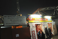 Accrington Stanley v Exeter City 281114