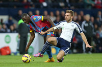 West Bromwich Albion v Crystal Palace 251014