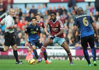 West Ham v Manchester City 251014