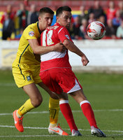 Accrington v Plymouth 270914