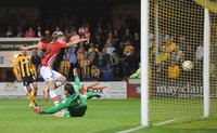 Cambridge United v Exeter City 160914