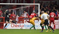 Crawley v Yeovil 270914