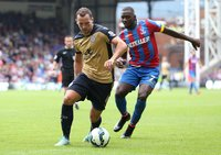 Crystal Palace v Leicester City 270914