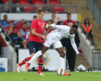 England v Norway 030914