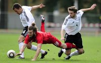 England Amateurs v Germany 250914