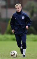 England Amateurs Training 260914