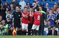 Chelsea v Manchester United 180415