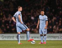 Crystal Palace v Manchester City 060415
