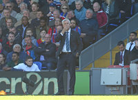 Crystal Palace v West Bromwich Albion 180415