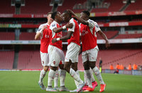Arsenal U21s v West Ham United U21s 280815