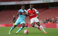 Arsenal U21s v West Ham United U21s 280815