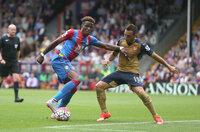 Crystal Palace v Arsenal 160815
