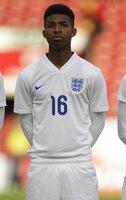 England U17 v Turkey U17 280815