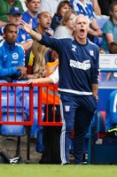 Ipswich Town v Brighton and Hove Albion 290815