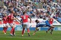Wigan Athletic v Crewe Alexandra 290815