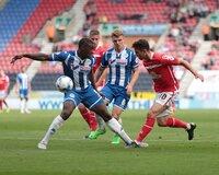 Wigan Athletic v Crewe Alexandra 290815