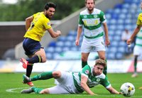 Oxford United v Yeovil Town 290815