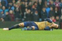 Aston Villa v Arsenal 131215