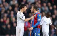 Crystal Palace v Swansea City 281215