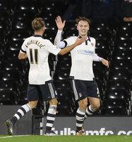 Fulham v Rotherham United 291215