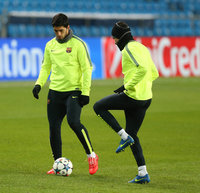 Barcelona Training 230215