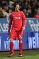 Bolton Wanderers v Liverpool 040215