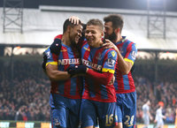 Crystal Palace v Newcastle United 110215
