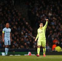 Manchester City v Barcelona 240215