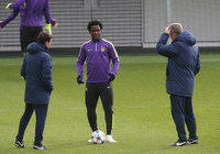 Manchester City Training 230215