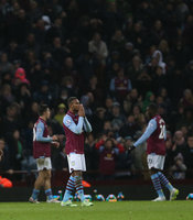Aston Villa v Crystal Palace 010115