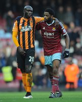 West Ham v Hull City 180115