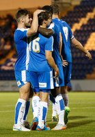 Colchester United v Ipswich Town 280715