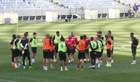 Crystal Palace Training South Africa 230715