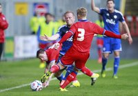 FC Halifax Town v Oldham Athletic 280715