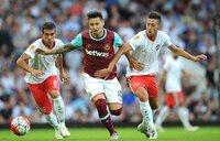 West Ham v FC Lusitans 020715