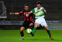Yeovil Town v Bournemouth 280715