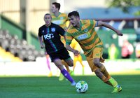 Yeovil Town v Bristol City 300715