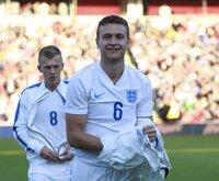 England U21 v Belarus U21 110615