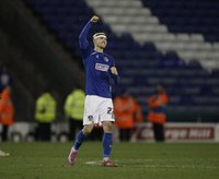 Oldham Athletic v Rochdale 240315