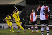 Woking v Torquay United 240315