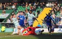 Yeovil Town v Oldham Athletic 070315