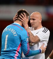 Arsenal v Swansea City 110515