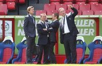 Crystal Palace v West Ham United 230814