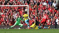 Liverpool v Crystal Palace 160515