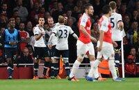 Arsenal v Tottenham 081115