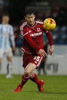 Huddersfield Town v Middlesbrough 281115