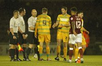 Northampton v Yeovil  281115